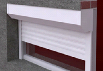 ALU-Umkarton für spätere Montage, klassisches Design mit 45 Grad Neigung